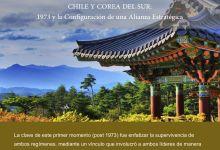 Seminario de Investigación: Chile y Corea del Sur 1973 y la configuración de una alianza estratégica