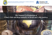 Seminario de Investigación: The Tenuous Co-Production of China's Belt and Road Initiative in Brazil and Latin America