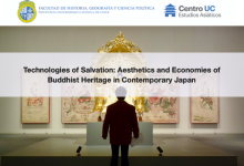 Seminario de Investigación: Technologies of Salvation: Aesthetics and Economies of Buddhist Heritage in Contemporary Japan