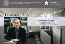 Seminario de Investigación: Kazunari Sakamoto - 坂本一成